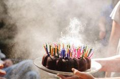 70 birthday candles Photo by Roxann Lovette — National Geographic Your Shot