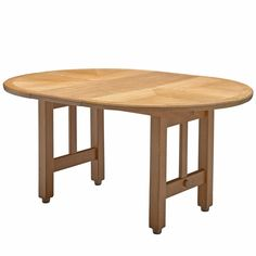 Guillerme et Chambron Extendable Oval Dining Table in Oak Extendable Dining Table, Round Dining Table, Dining Room Table, Furniture Projects, Cool Furniture, Modern Furniture, Modern Coffee Tables, Vintage Table, Solid Oak