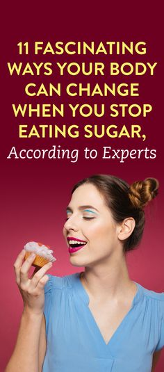 Eat Stop Eat Diet-Plan - 11 Fascinating Ways Your Body Can Change When You Stop Eating Sugar, According To Experts - In Just One Day This Simple Strategy Frees You From Complicated Diet Rules - And Eliminates Rebound Weight Gain Losing Weight Tips, Diet Plans To Lose Weight, Weight Gain, Weight Loss, Stop Eating Sugar, Health Problems, Diet Tips, Get Healthy, Healthy Food