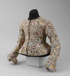 Jacket ca. 1616 From the Metropolitan Museum of... - Fripperies and Fobs