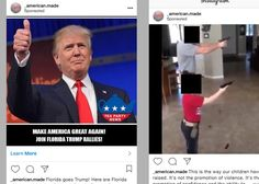 How Russia Used Instagram to Influence the 2016 Election      Issues like the Second Amendment were front and center. http://www.slate.com/articles/technology/technology/2017/11/how_russia_used_instagram_to_influence_the_2016_presidential_election.html?utm_campaign=crowdfire&utm_content=crowdfire&utm_medium=social&utm_source=pinterest