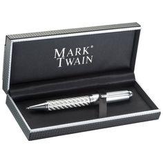Pix Mark Twain http://www.corporatepromo.ro/instrumente-de-scris/pix-mark-twain-columbia.html