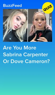 Tv Show Quizzes, Quizzes Funny, Fun Quizzes To Take, Sabrina Carpenter, Dove Cameron, Wedding Dress Quiz, Best Buzzfeed Quizzes, Disney Channel Movies, Celebrity Siblings