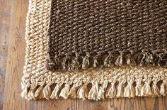 Shopping Guide: Natural Fiber Rugs aren't recommended for moist or humid areas like bathrooms.