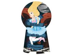 Let's Get Lost In Wonderland by Braden Smulders