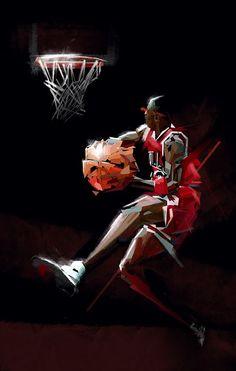 MJ Ilustration