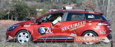 Stickers Voiture – Bernard dans le 13 | Lookvoiture.com, spécialiste des autocollants voiture