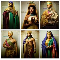 """Photographer James C. Lewis of Noire3000 