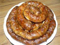 Колбаса в домашних условиях Рецепт домашней колбасы Домашня ковбаса рецепт Рублевские колбасы - YouTube