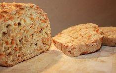 Das Möhren Brot schmeckt so lecker wie es aussieht.