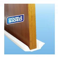 Așezați-l sub ușă pentru a menține temperatura interioară, împiedicând intrarea aerului din exterior. De asemenea, previne intrarea de praf și insecte. Cele 2 bucăți de spumă vor îmbrățișa ușa și vor ajuta la economisirea de energie. Lățime este de 8 cm, pentru a se potrivi cu majoritatea ușilor.