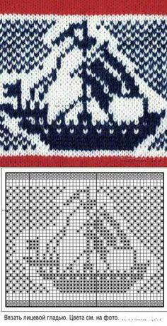 Knitting Machine Patterns, Knitting Charts, Knitting Stitches, Knitting Designs, Hand Knitting, Knitting For Kids, Double Knitting, Crochet Chart, Crochet Patterns