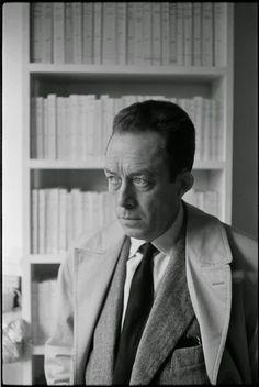 Ignoria: Albert Camus: Oscuro para sí mismo