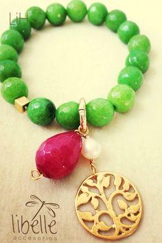 Jades verdes....color de primavera!!!