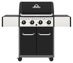 Broil King 982153GBC Gas Barbecue - Black
