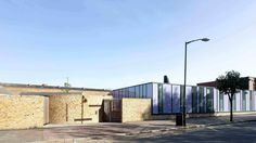 Eveline Lowe School - Contemporary Architecture | John Pardey Architects (JPA)