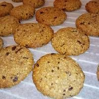 Sweets Recipes, Baby Food Recipes, Food Network Recipes, Cookie Recipes, Greek Recipes, Healthy Cookies, Healthy Desserts, Easy Desserts, Biscuit Bar