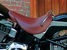 2007 Harley Davidson Deluxe Seat