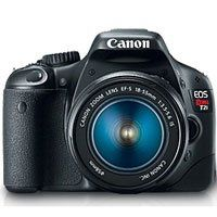 Canon EOS Rebel T2i 18 MP CMOS APS-C Digital SLR Camera with 3.0-Inch LCD and EF-S 18-55mm f/3.5-5.6 IS Lens $649.00