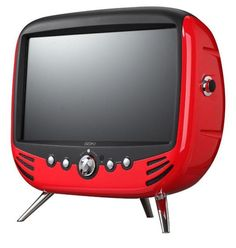 Retro '50s-style HDTV perfect for 'Leave it to Beaver' reruns
