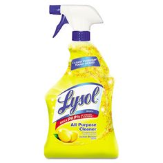 LYSOL Brand II 75352EA Ready-to-Use All-Purpose Cleaner #75352EA #LYSOLBrandII #CleanersDetergents  https://www.officecrave.com/lysol-brand-ii-75352ea.html