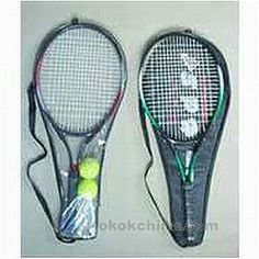 #Sports Tennis Racket and Balls are available in our shop #Ganesh Sports shop #villupuram