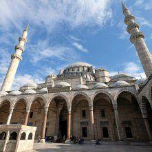 Viajes a Turquia - Mezquita de Suleyman la más impresionante de Estambul19