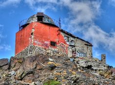 abandoned observatory - Buscar con Google