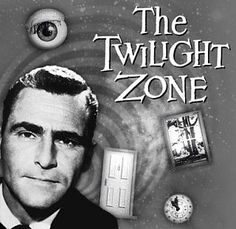 "Oct. 2, 1959. Rod Serling's ""The Twilight Zone"" premieres on CBS-TV."