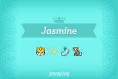 Disney Princesses As Emojis