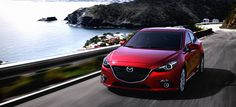 View photos and videos of the 2019 Mazda 3 sedan. See exterior and interior shots, explore available accessories and see the car in action here. Mazda 3 2014, Mazda 323, Mazda Mazda3, Used Car Prices, New And Used Cars, Vehicles, Road Trips, Kelley Blue, 3d Printer