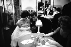 The Kennedys at a gala held at the Waldorf Astoria Hotel in New York, on Nov. 22, 1956.