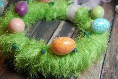 Light+Up+Easter+Egg+Wreath