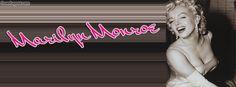 Marilyn Monroe Smile Facebook Cover CoverLayout.com