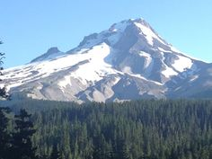 Awesome hike to near the top of Mount Hood