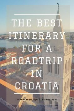 Roadtrip Croatia Pin https://www.facebook.com/kruisercarrent