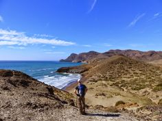 10 Hiking and Walking Routes in the Cabo de Gata - Nijar Natural Park | Motorhome Adventurers - Touring Europe in a Motorhome - Hiking, Cycling and Exploring