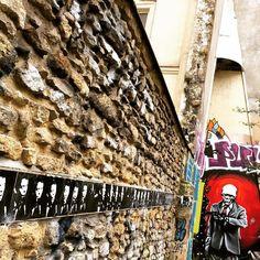 #streetart #ruesdeparis #jacquesbrel