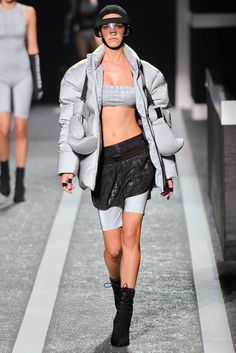 Wang Goes Boom. A sporty, survivalist message from Alexander Wang at H&M.