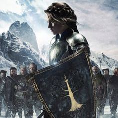 Can't wait for Snowwhite and the Huntsman :)