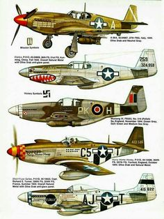 Las Cosicas del Panzer — passion-aviation: Mustang in action -. Ww2 Aircraft, Fighter Aircraft, Military Aircraft, Fighter Jets, P51 Mustang, Image Avion, Focke Wulf, Aircraft Painting, Ww2 Planes