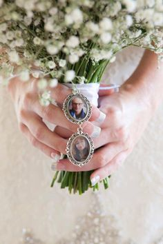 Wedding Charm Bouquet Charms Memorial Ideas For Weddings