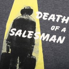 The main character of this book might be a salesman. Based on the book's name, we can predict that the salesman might do something that leads to his death in the end. For example, the salesman might commit with an illegal trade with a gangster thus eventually lead to his death.