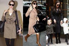 Angelina Jolie Style, Square Faces, Classic Elegance, Trench Coats, Travel Style, Blazer Jacket, Celebrity Style, Naked, Blazers