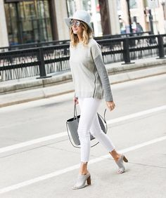 My outfit details. White Jeans Outfit, Jeans Outfit Summer, White Pants, Spring Outfits, Amazon Dresses, Black Women Fashion, Winter Fashion, Casual Chic Style, Casual Dressy