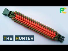 (3) The Hunter Paracord Bracelet - YouTube