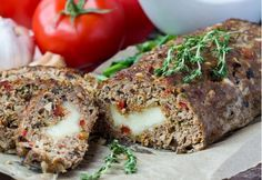 How to make Marcelle's Italian Meat Loaf - complete recipe, ingredients, cook time and serving size. How To Cook Meatloaf, Meatloaf Recipes, Italian Meats, Complete Recipe, Greek Recipes, Food Inspiration, Dinner Recipes, Food And Drink, Cooking Recipes