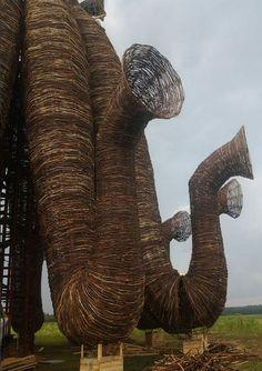 """Contemporary Culture Festival """"Beaubourg""""   Nikolay Polissky (2013)"""