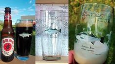 The Angler's Pint Black Ipa, Fish Art, Vodka Bottle, Product Launch, Drinks, Beverages, Drink, Beverage, Drinking