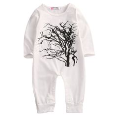>> Click to Buy << Newborn Toddler Infant Baby Boy Baby Girl Unisex Kids Cotton Long Sleeve Romper Jumpsuit Cute Clothes Outfit #Affiliate